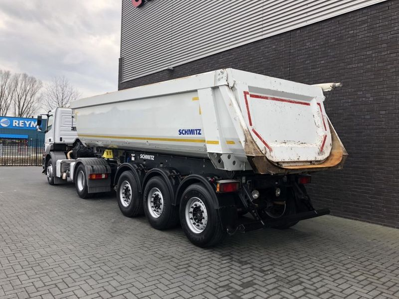 Mercedes Benz - 1836 LS 4X2 + TIPPER TRAILER 4