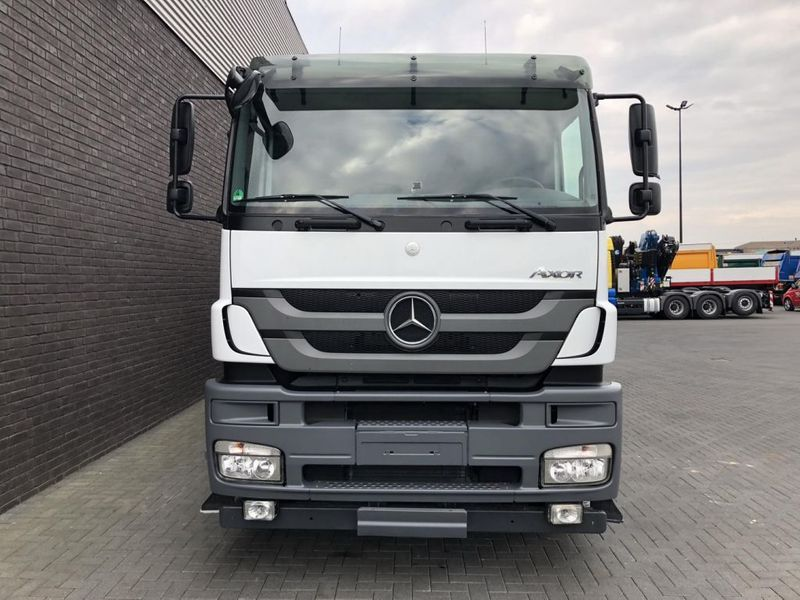 Mercedes Benz - 1836 LS 4X2 + TIPPER TRAILER 9