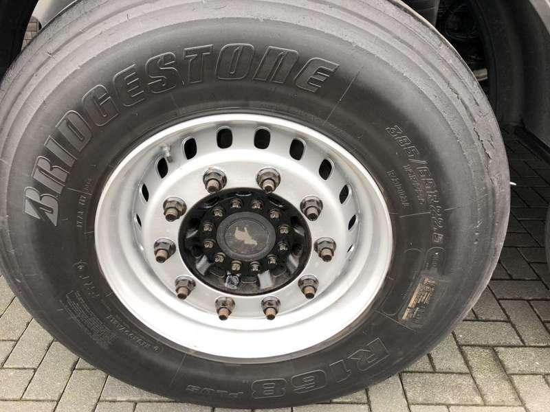Mercedes Benz - AXOR 1836 LS 4X2 + 3 AXEL TIPPER TRAILER 6