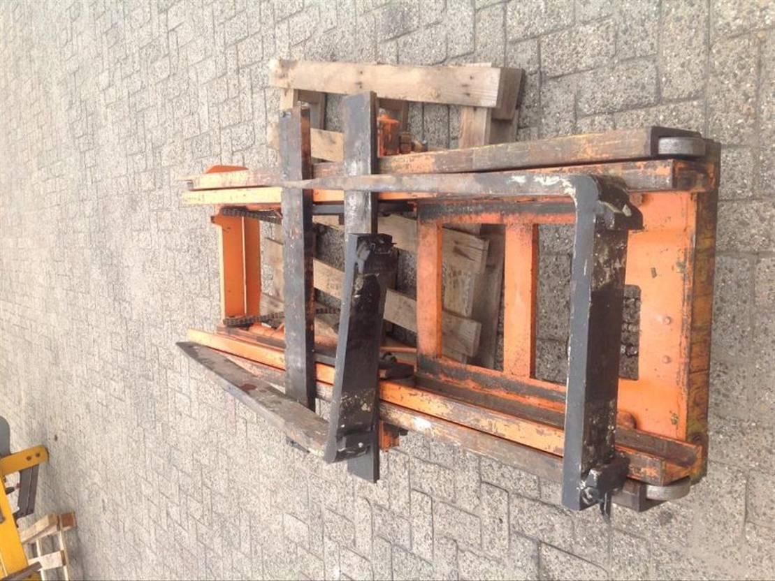palletvork DIV. heftruck masten