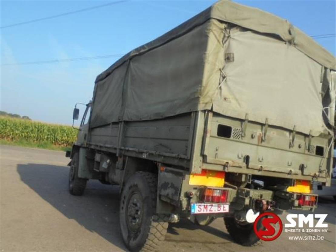 leger vrachtwagen DAF Leyland 12 x 4x4 Righthand drive 1992
