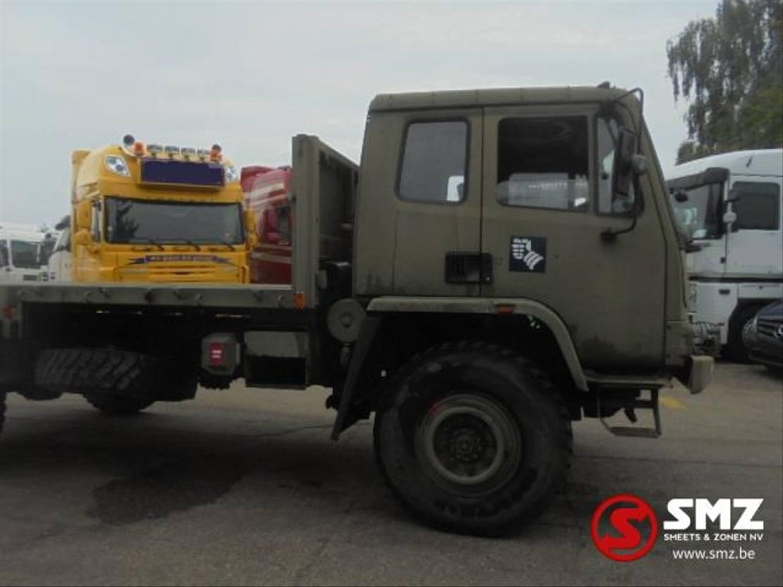 leger vrachtwagen DAF Leyland 1994