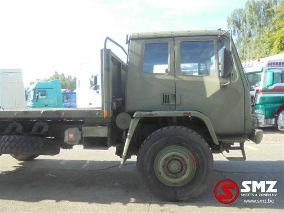 leger vrachtwagen DAF Leyland 1992