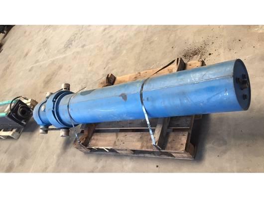hydraulisch systeem equipment onderdeel Edbro Kipcilinder