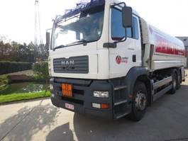 tankwagen vrachtwagen MAN TGA - REF 17 2005