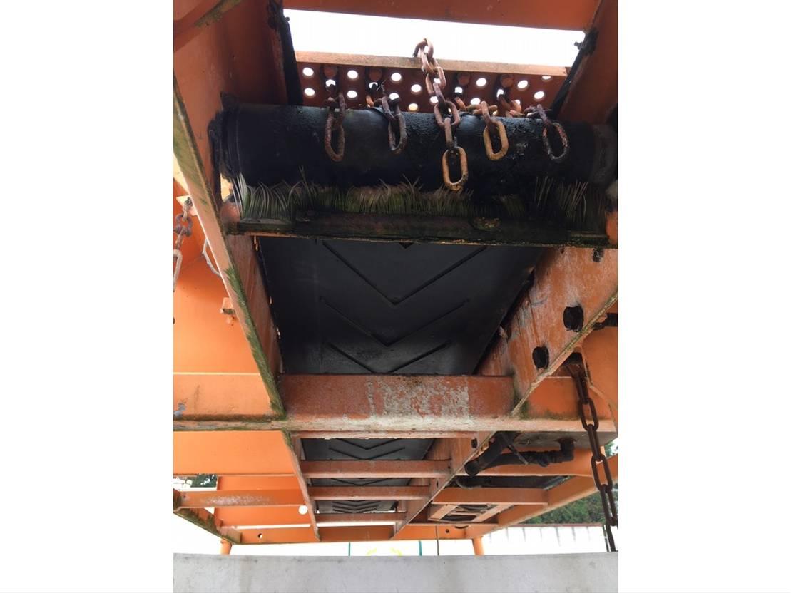 Opbouw vrachtwagen onderdeel Diversen Zoutstrooier