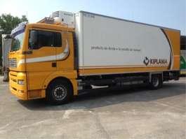 koelwagen vrachtwagen MAN TGA18.350 CHEREAU BOX +  THERMOKING 2004