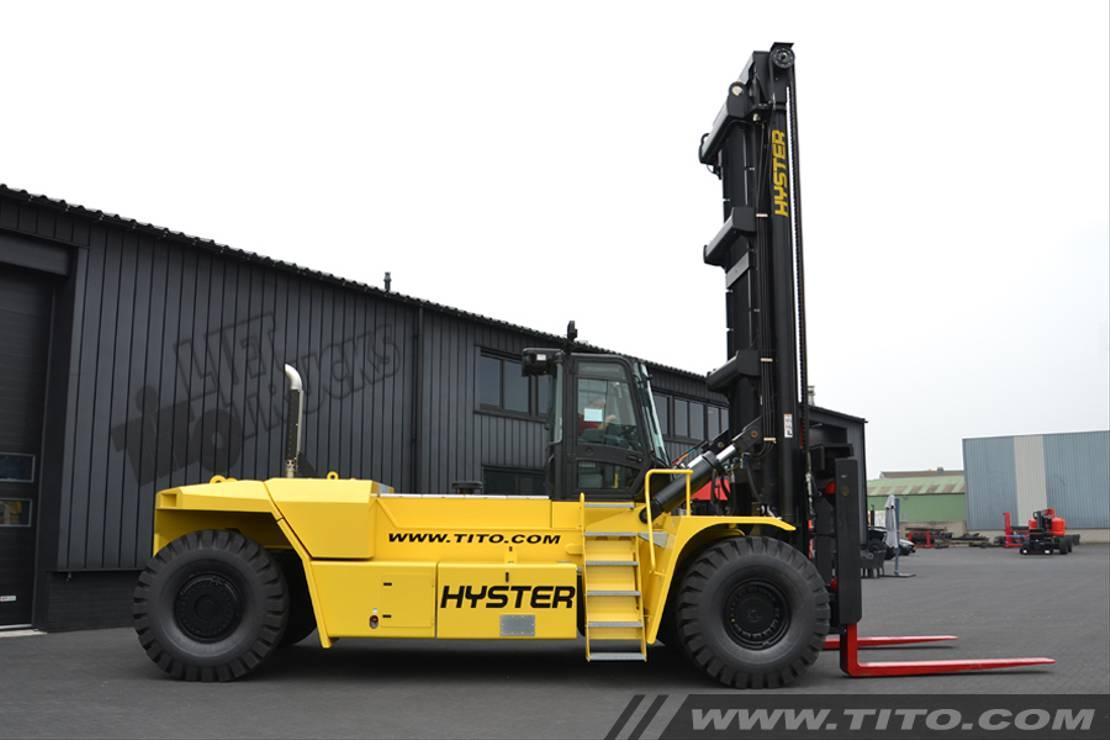 vorkheftruck Hyster H40XM-12 2017