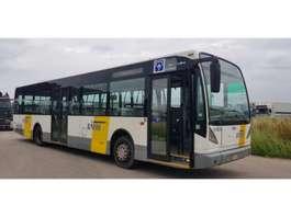 stadsbus Van Hool Man motor