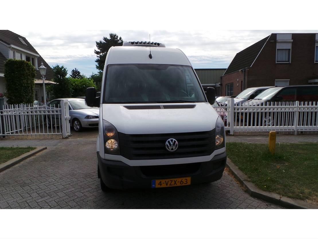 koelwagen bestelwagen Volkswagen Crafter 46 2.0 TDI L2H2  Dag en nachtkoeling d-riem vv 377dkm 2013
