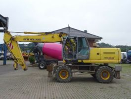 rupsgraafmachine New Holland MH6.6   22.500 kg 2008