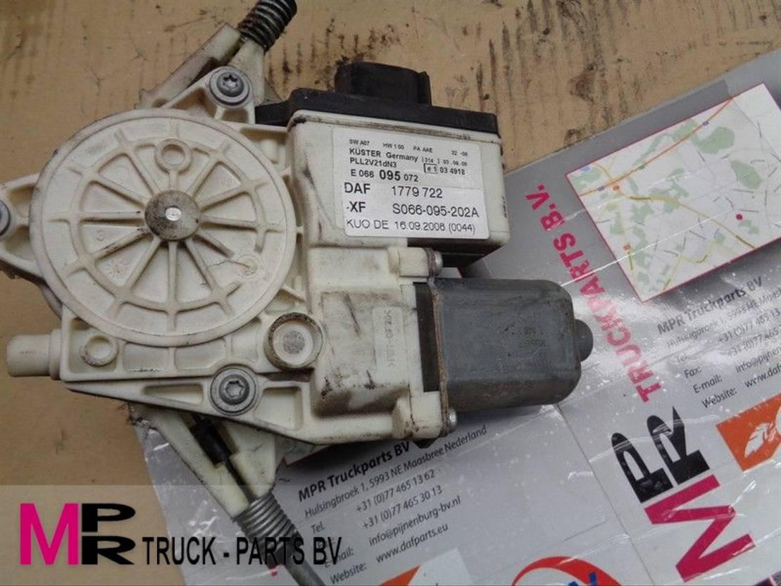 Elektrisch raammechaniek vrachtwagen onderdeel DAF XF105