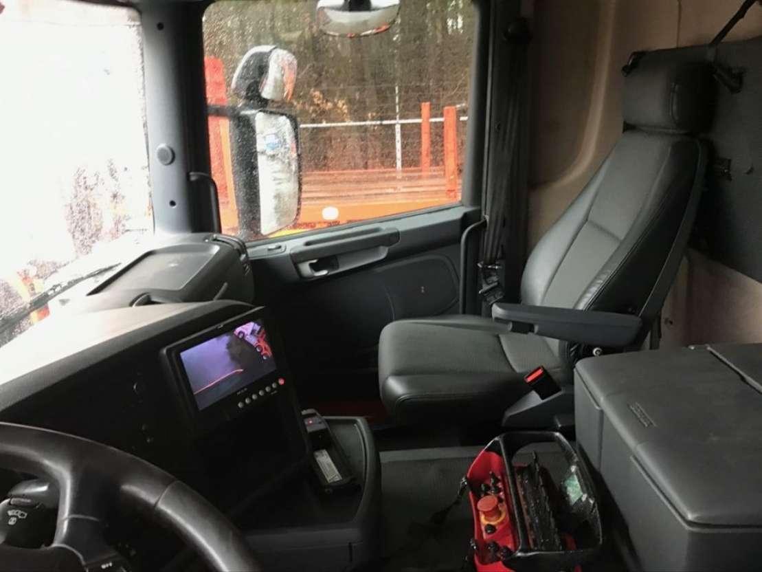 kraanwagen Scania R440 8X2*6 2010