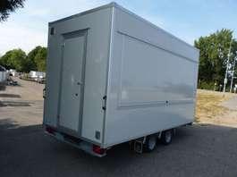 bakwagen aanhangwagen dutch trailers verkoopwagen