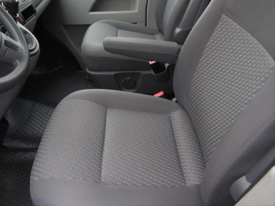 Volkswagen - Transporter 2.0 TDI L2H1D C. 140 pk 4motion dubb cabine lang 4x4 9