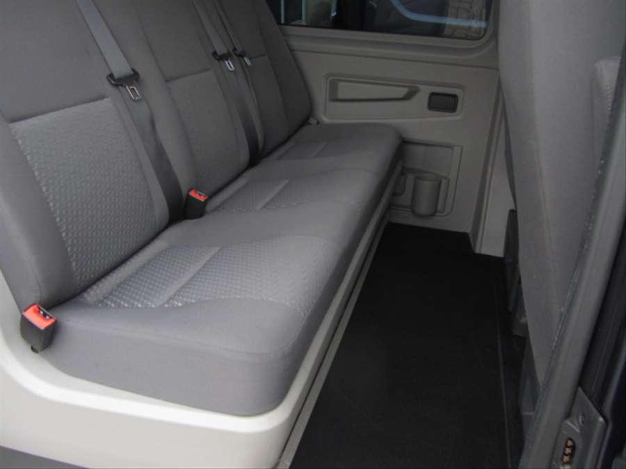 Volkswagen - Transporter 2.0 TDI L2H1 4Motion DC Trendline dubb cabine lang 4x4. 140 pk 7