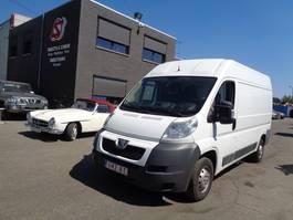 gesloten bestelwagen Peugeot BOXER l2h2 airco 2013