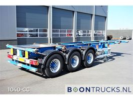 container chassis oplegger Groenewegen 30CC-14-27 | 20-30 ft ADR chassis 2004