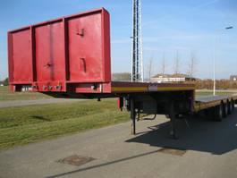 dieplader oplegger Nooteboom OSD-48-03 L Semitrailer, L=400+920cm X B=247cm X H=93cm, Dubbele montage... 1992