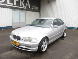 sedan auto BMW 3 Serie 320 D 1999
