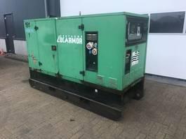 generator John Deere Ingersoll Rand Leroy Somer G110 120 kVA Supersilent generatorset