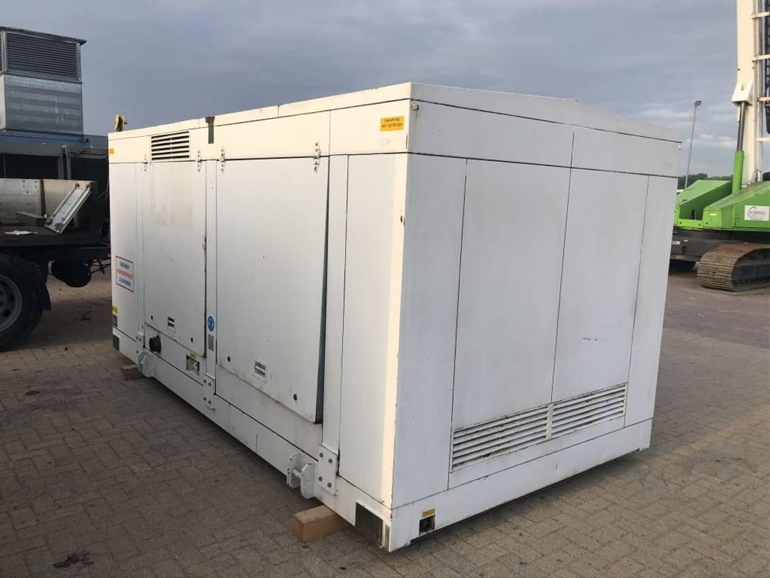 generator Deutz Leroy Somer F8L413F 100 kVA Supersilent generatorset 1992