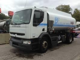tankwagen vrachtwagen Renault PREMIUM 270 DCI  - 13500 L 2006