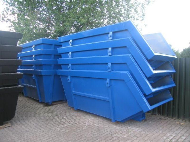 Diversen - containers 1