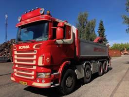 kraanwagen Scania R480LB8X4A 2009