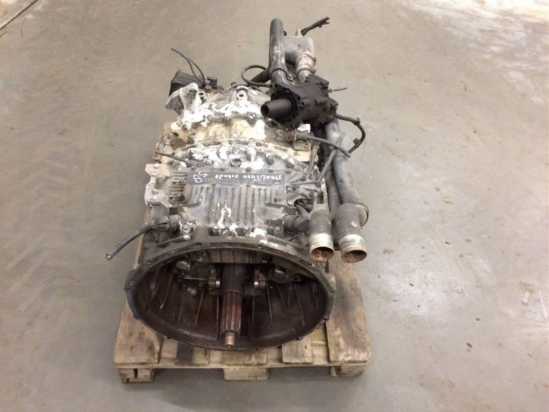Automatische versnellingsbak vrachtwagen onderdeel ZF Astronic, 12 AS1931 TD, Retarder