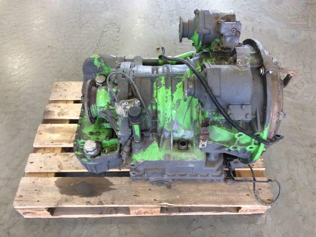 Automatische versnellingsbak vrachtwagen onderdeel ZF 5HP600 + 2x PTO, Low km, 4 Speed
