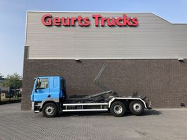 containersysteem vrachtwagen DAF CF 85 460 6X2 HAAKARMSYTEEM 2010