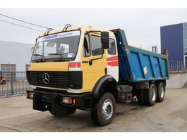 kipper vrachtwagen > 7.5 t Mercedes-Benz 2635 K 1990