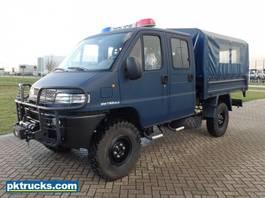 open laadbak vrachtwagen Fiat SMT55 4x4 Crew Carrier - NEW (8 Units) 2012