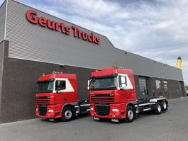 containersysteem vrachtwagen DAF XF 105 FAS 460 6X2 KABELSYTEEM 2014