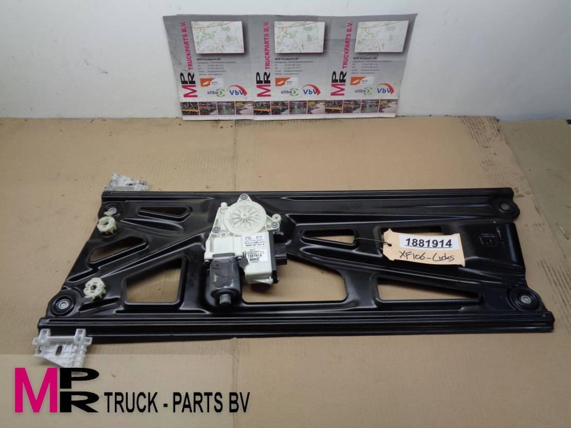 Elektrisch raammechaniek vrachtwagen onderdeel DAF XF106