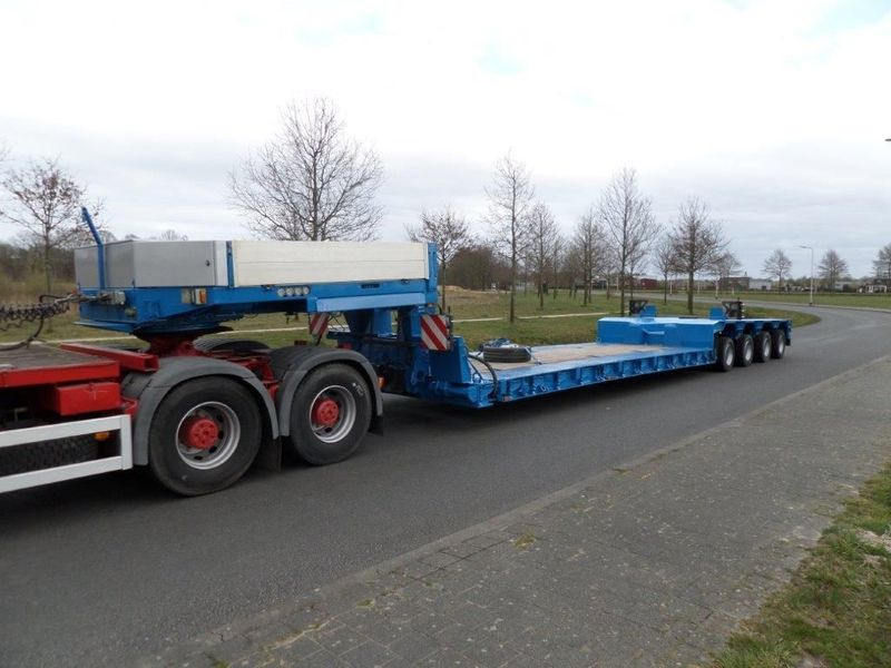 Goldhofer - STZ-VL4-43/80A Low Loader 2