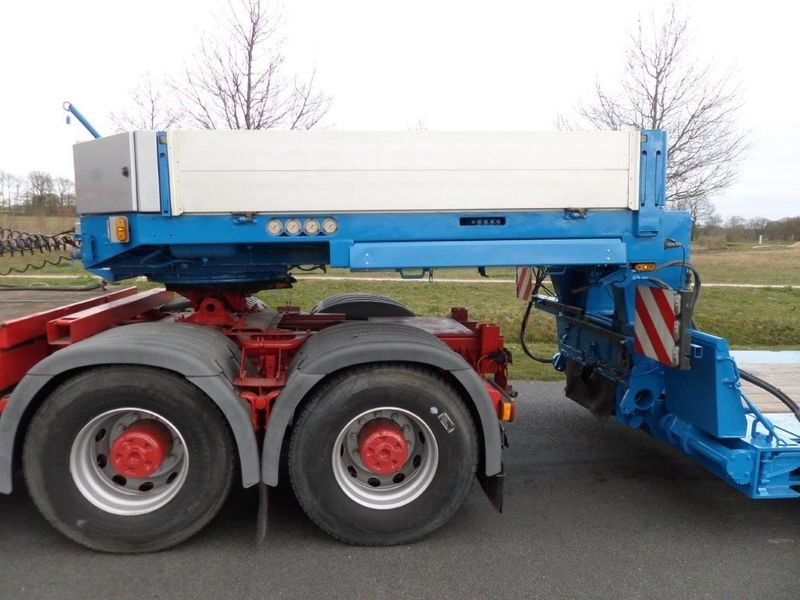 Goldhofer - STZ-VL4-43/80A Low Loader 4
