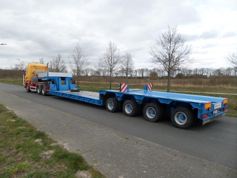 Goldhofer - STZ-VL4-43/80A Low Loader 7