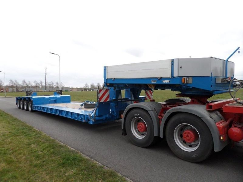 Goldhofer - STZ-VL4-43/80A Low Loader 9