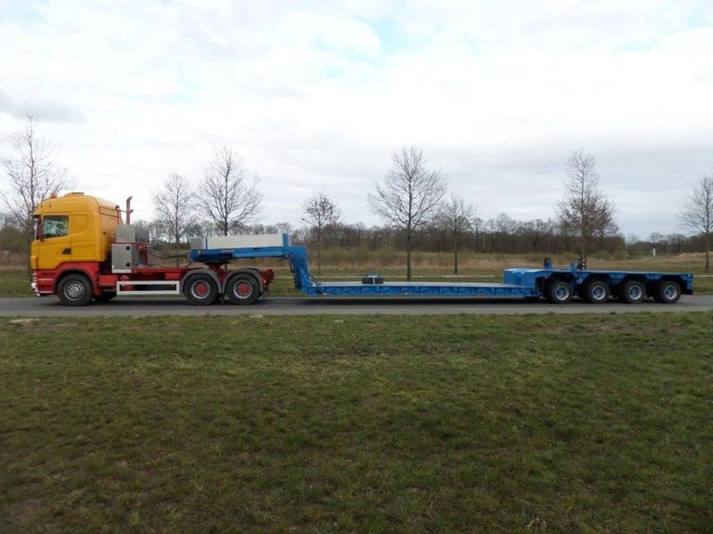 Goldhofer - STZ-VL4-43/80A Low Loader 3