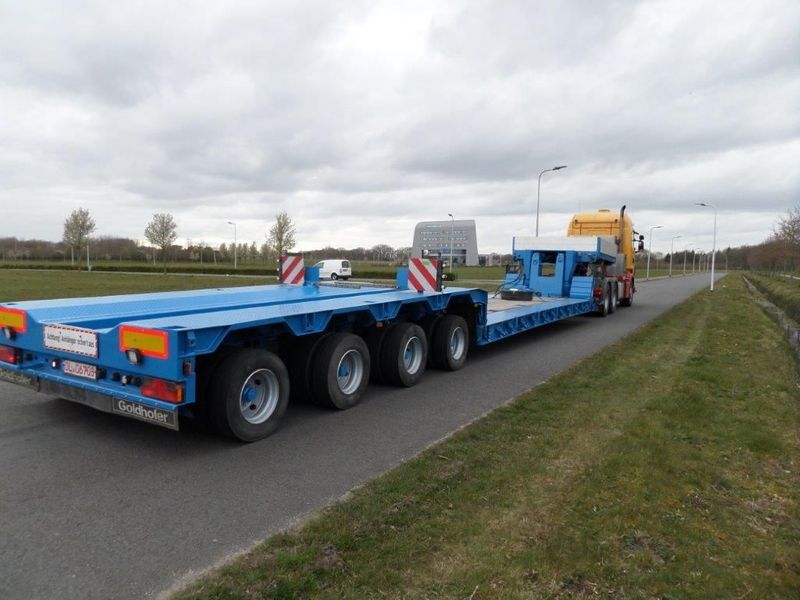 Goldhofer - STZ-VL4-43/80A Low Loader 8
