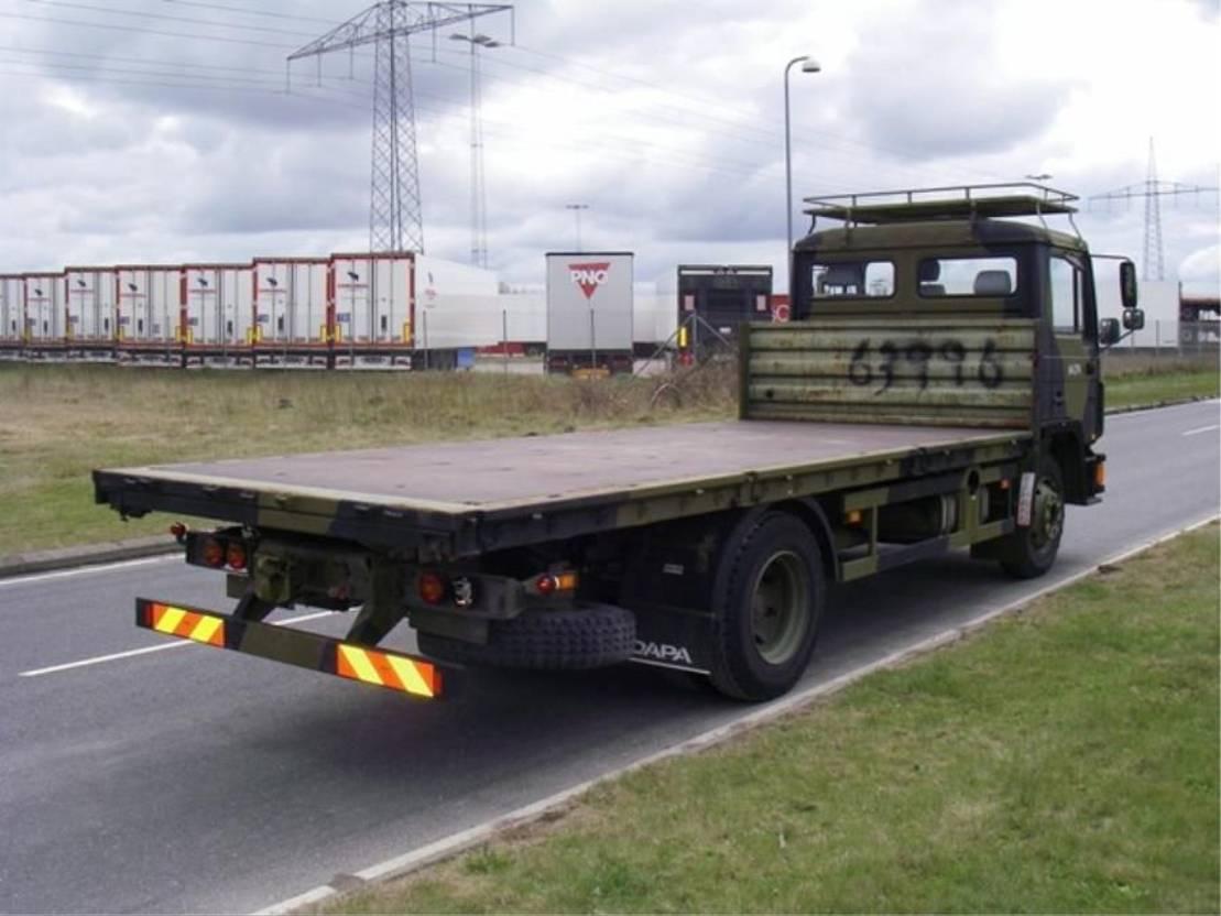 leger vrachtwagen MAN 13-192 F 1995