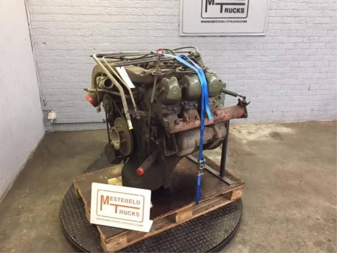 Motor vrachtwagen onderdeel Mercedes-Benz Motor OM 421