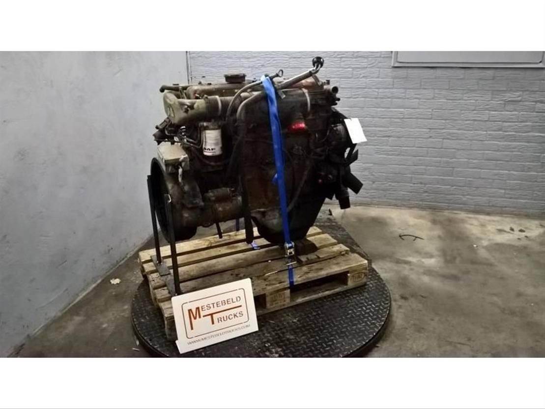 Motor vrachtwagen onderdeel DAF Motor DF615 1983