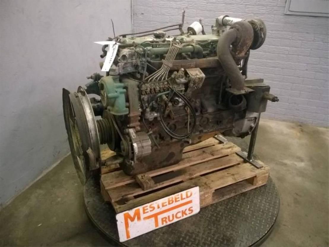 Motor vrachtwagen onderdeel Volvo Motor TD61B