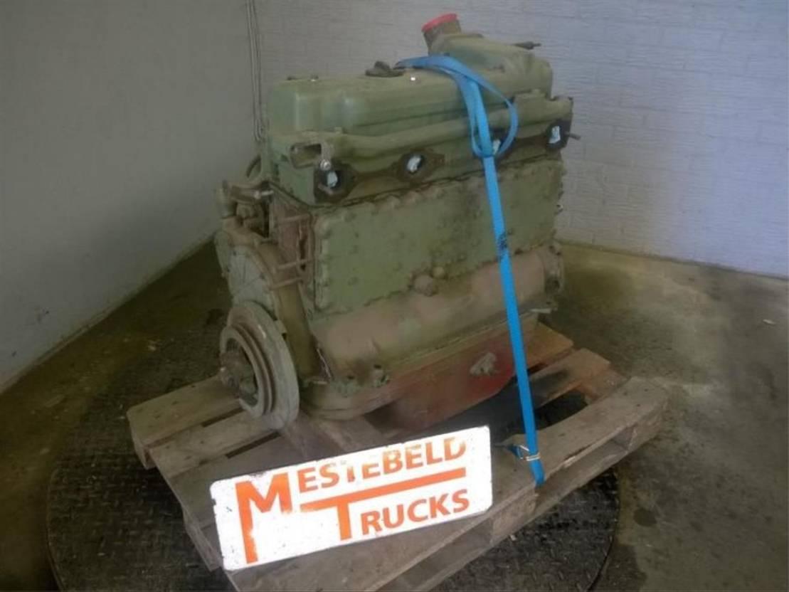 Motor vrachtwagen onderdeel Mercedes-Benz Motor OM352