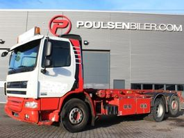 containersysteem vrachtwagen DAF CF75-310 2010