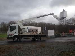 autohoogwerker vrachtwagen Renault MIDLUM 220 DXI- LIFT 15 M-124500 KM - GOED WERKENDE STAAT 2007
