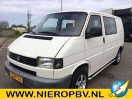gesloten bestelwagen Volkswagen Transporter BESTEL 0,7 D 50 KW D.C. 2000